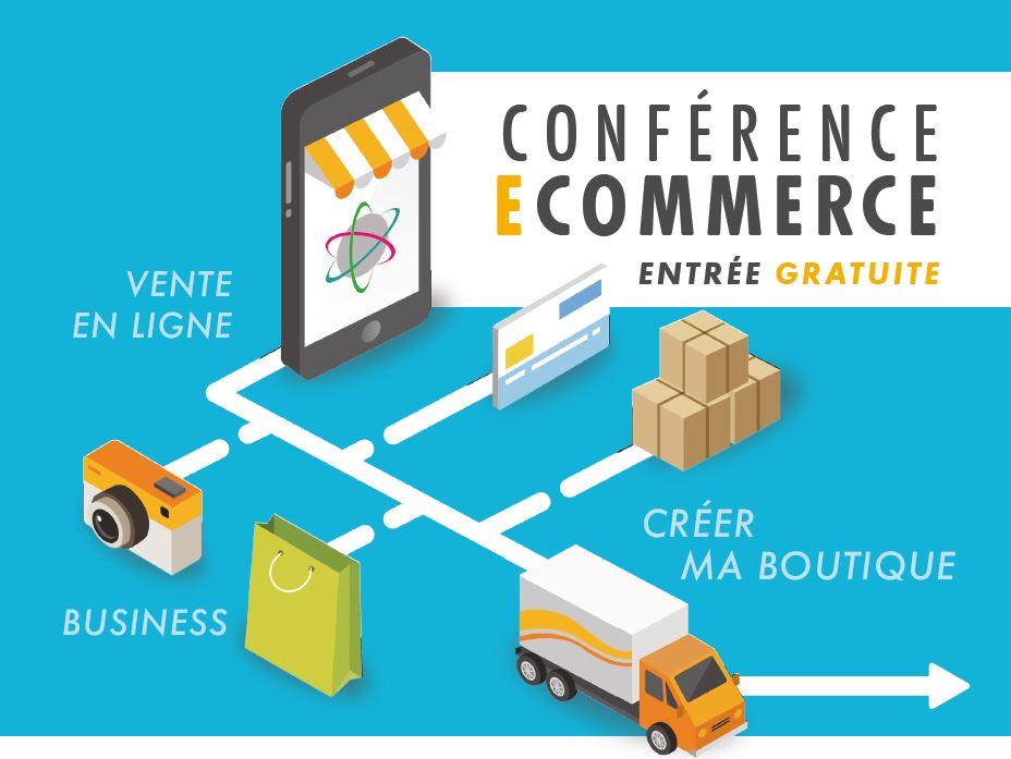 Afterwork ecommerce vente en ligne Bourges Cher avec Boréal Business